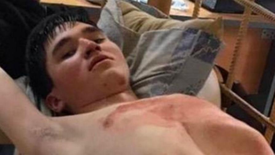 Baza: устроивший стрельбу в казанской школе отказывается от еды
