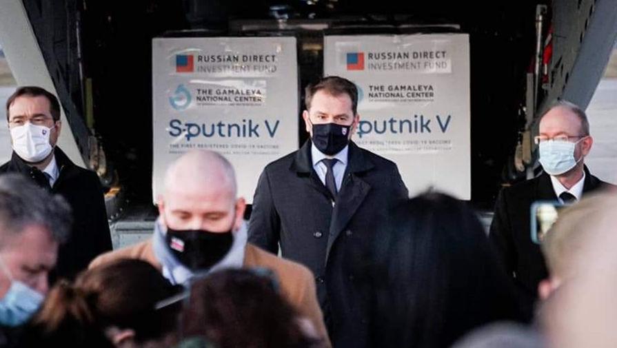Словацкий премьер пошутил о передаче РФ части Украины за 'Спутник V'