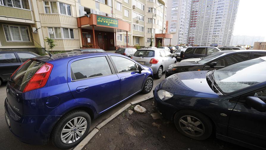 В Москве подорожала парковка