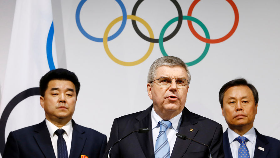 МОК отреагировал на заявление США о возможном бойкоте Игр в Пекине