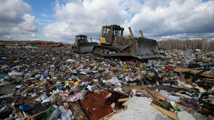 В Минприроды оценили затраты на 'генеральную уборку' России