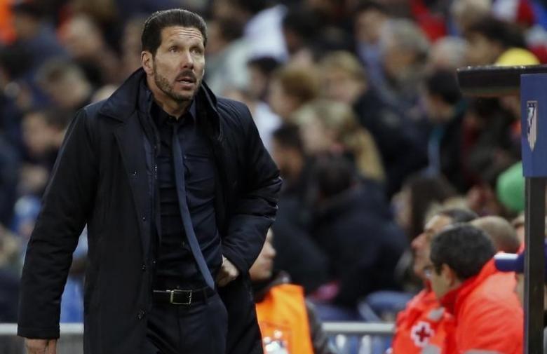 'Атлетико' потерял очки в матче с 'Бетисом' и не смог оторваться от 'Реала'
