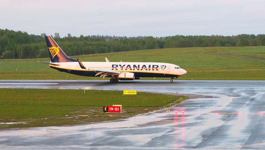 В Латвии возбуждено уголовное дело в связи с инцидентом с самолетом Ryanair в Минске
