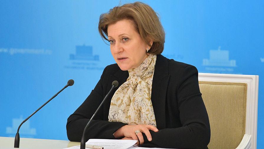 Попова рассказала, где чаще всего заражаются коронавирусом