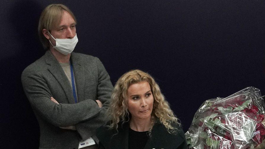 Плющенко высказался о противостоянии с Тутберидзе