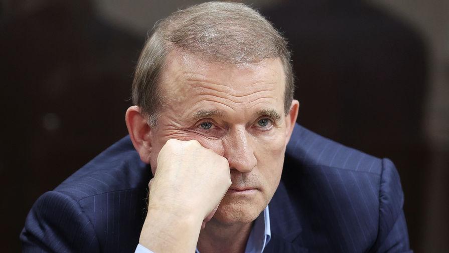 ОПЗЖ прокомментировала идею обмена Медведчука на осужденных в России украинцев