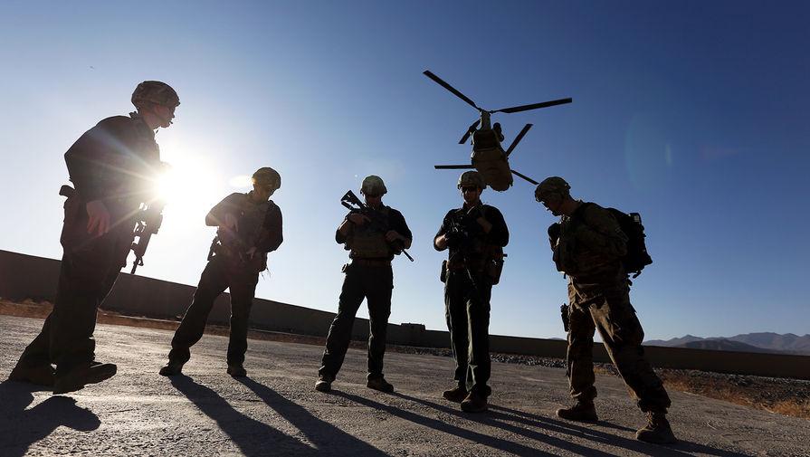 Войска США покинут Афганистан раньше установленного срока