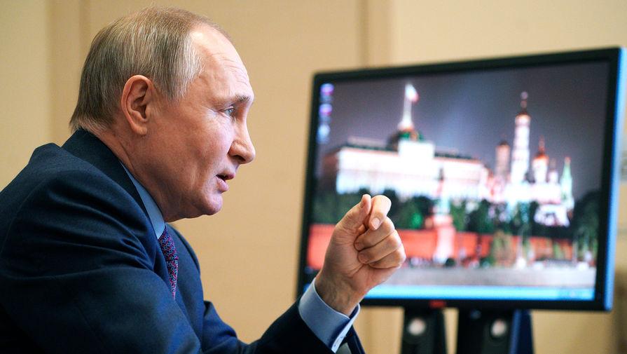 Путин удивлен, что родительские комитеты не допускаются до проверок питания