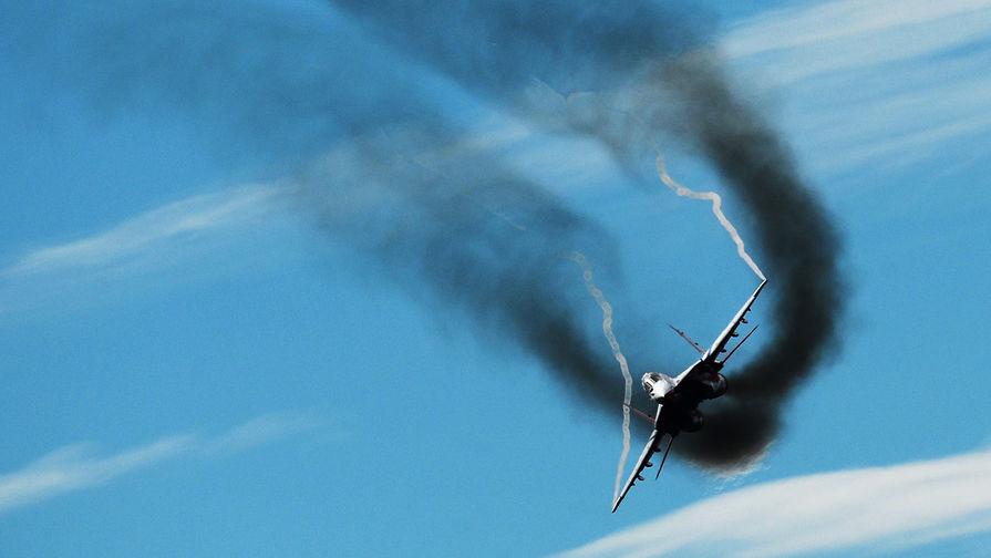 В Болгарии погиб пропавший с радаров пилот истребителя