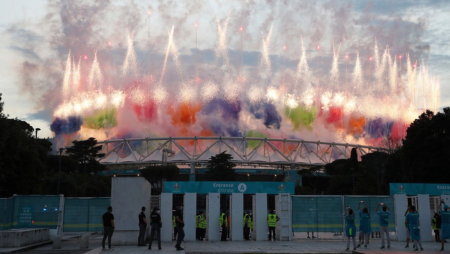 Матчи Евро-2020 теперь можно смотреть на смарт-устройствах Сбера