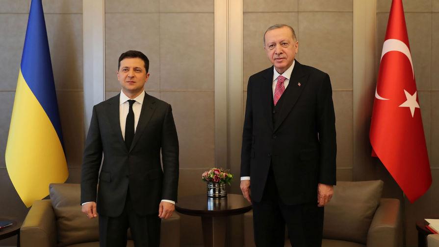 Турция и Украина будут продолжать стратегическое партнерство