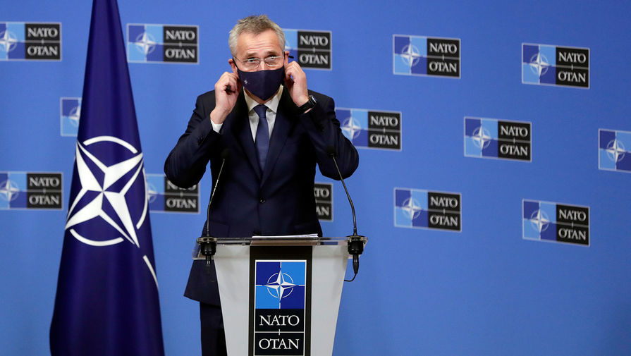 США поддержали вступление Украины в НАТО