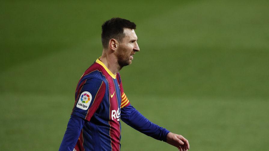 Месси стал лучшим бомбардиром в истории 1/8 финала Лиги чемпионов