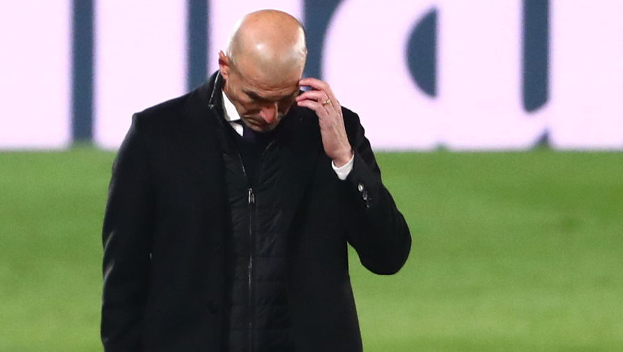 Зидан прокомментировал итоги жеребьевки 1/4 финала Лиги чемпионов