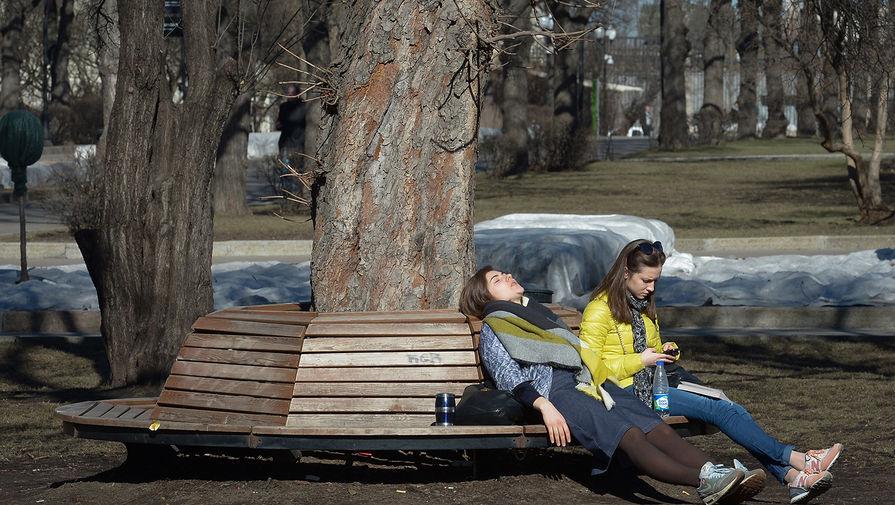 В Москве во вторник ожидается до +23°С