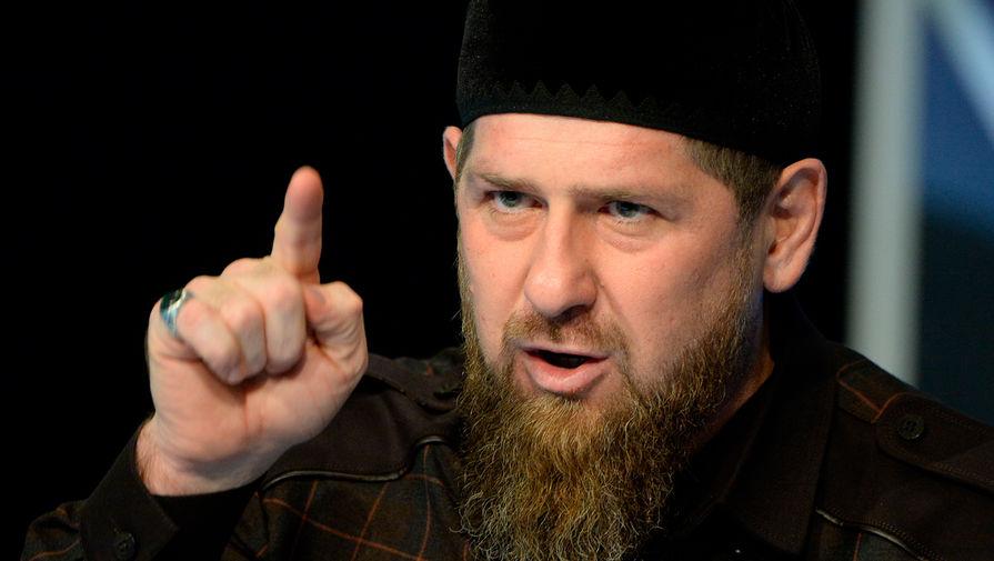 Кадыров ответил на вопрос о планах возглавить Россию