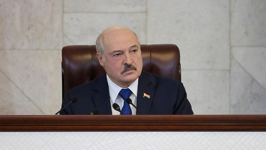 Лукашенко заявил, что Белоруссия перестанет принимать украинские самолеты