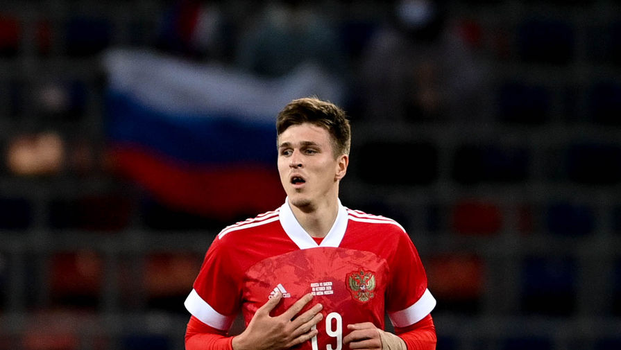 Соболев пообещал, что к игре с Бельгией Россия будет готова на 200 процентов