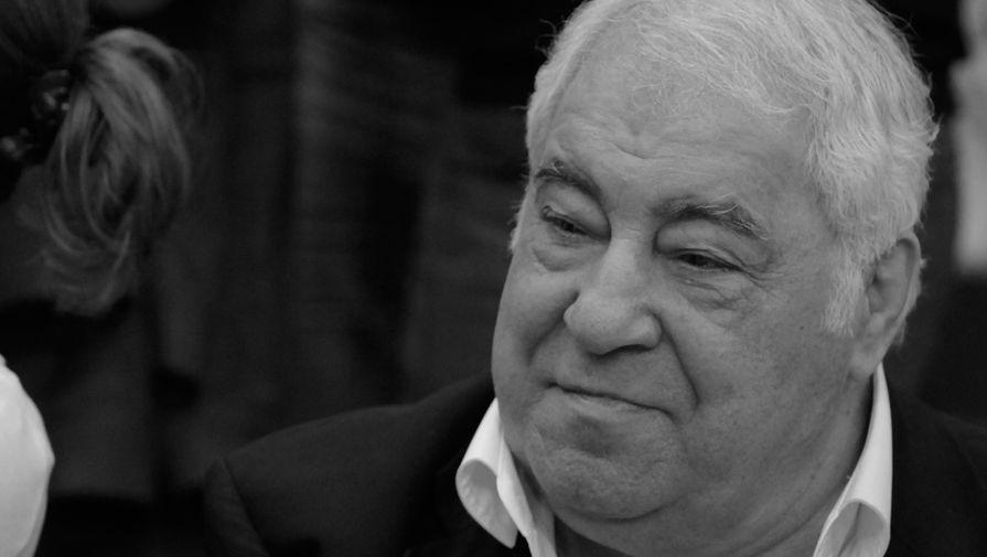 Умер заслуженный тренер СССР по борьбе Дмитрий Миндиашвили