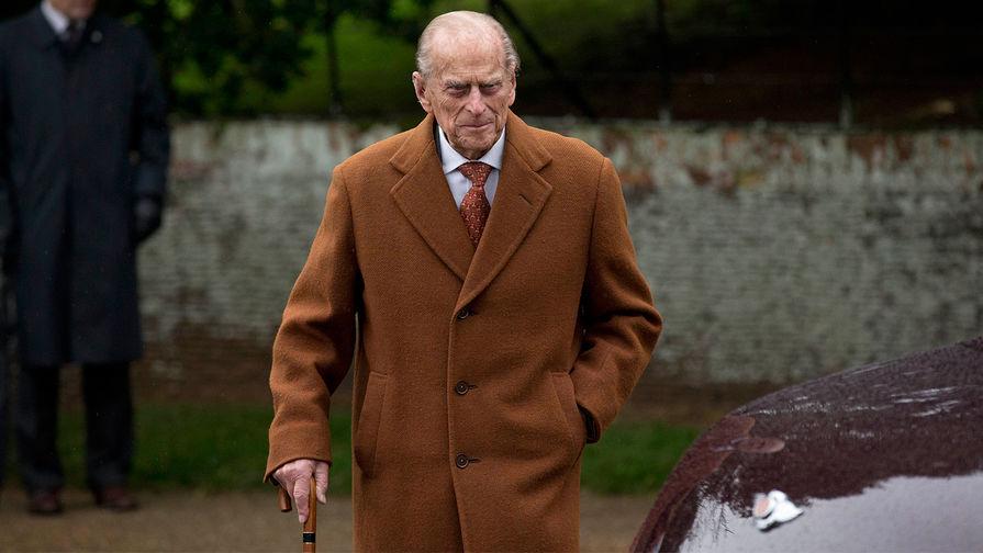 Посольство России выразило соболезнования в связи со смертью принца Филиппа