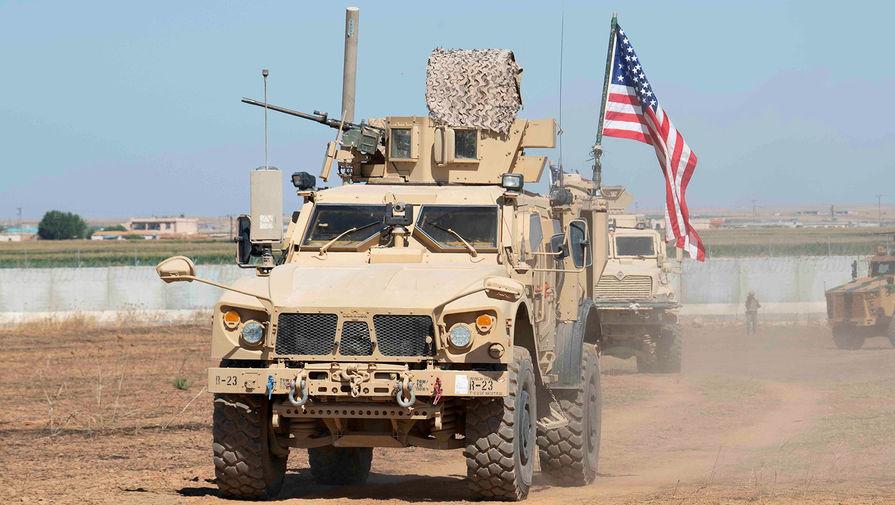 СМИ: военные США попали под обстрел в Сирии