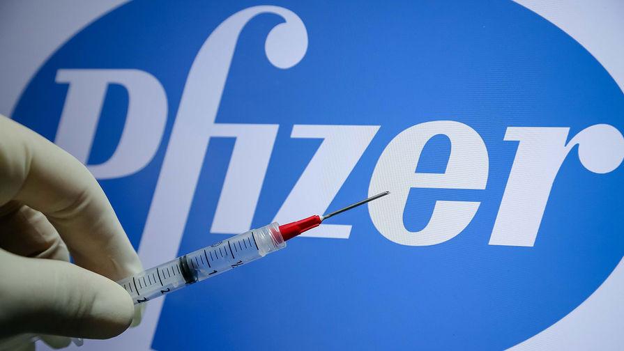 Украине подтвердили поставку 1 млн доз вакцины от Pfizer
