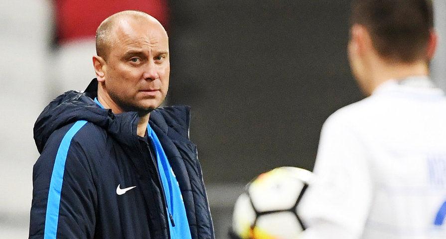 Хохлов назначен на пост главного тренера 'Ротора'