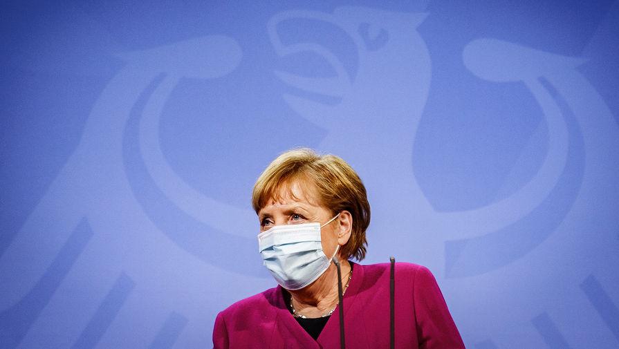 Меркель оценила качество российского газа