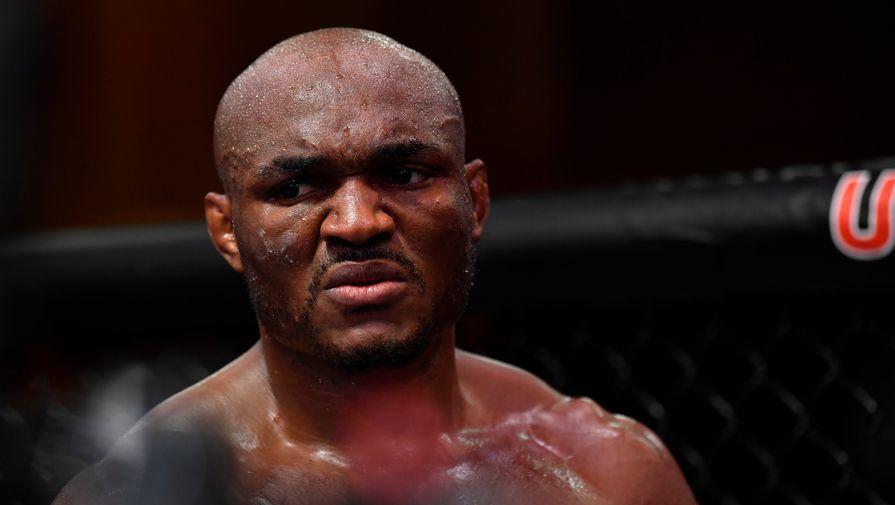 Хабиб поздравил Усмана с защитой пояса UFC