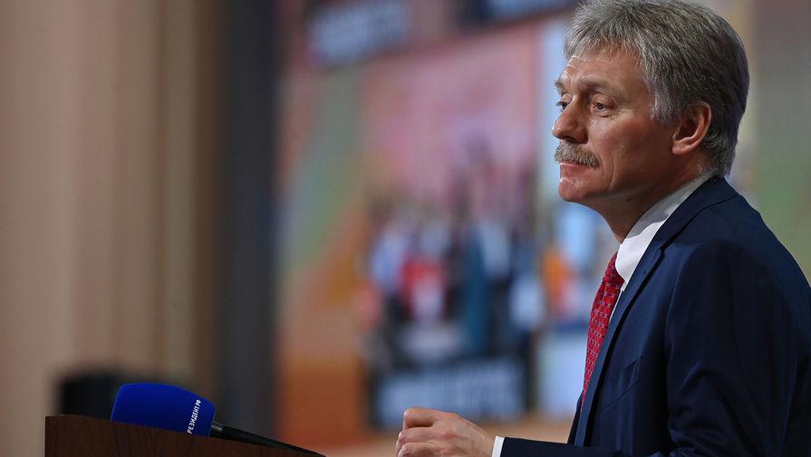 Песков прокомментировал тему санкций на встрече Байдена и Путина