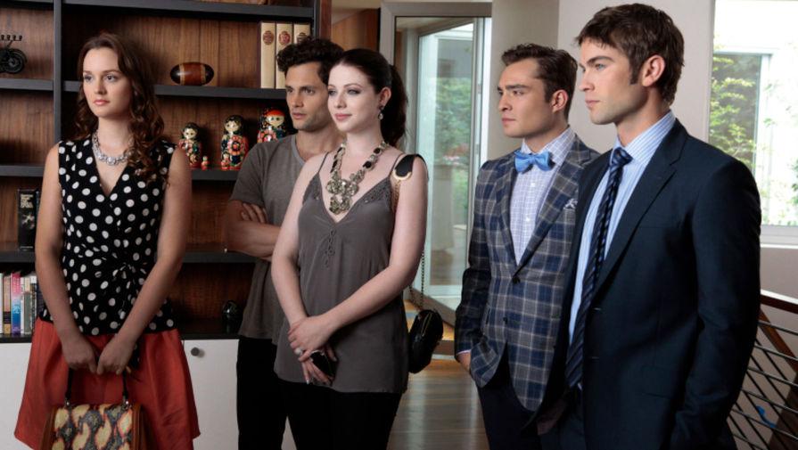 Личность 'Сплетницы' из сериала была раскрыта в первом эпизоде шоу