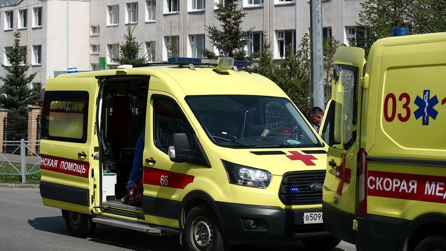 Пострадавший при стрельбе в Казани ребенок находится в критическом состоянии