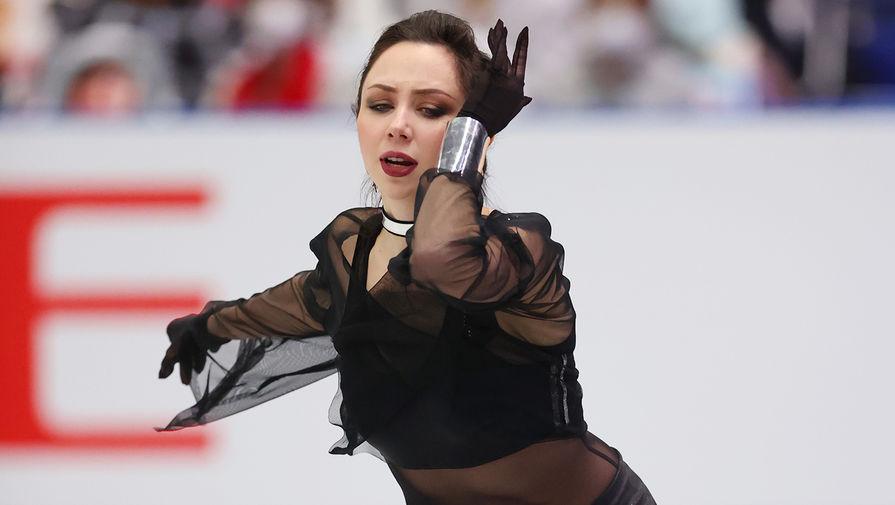 Заслуженный тренер России высоко оценила прокат Туктамышевой на командном ЧМ