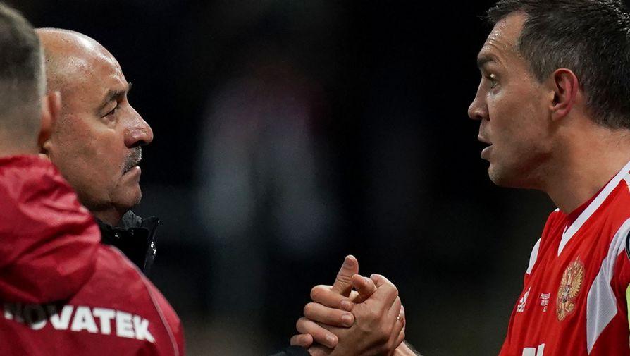Газзаев считает, что Россия на Евро должна ставить задачу попасть в полуфинал
