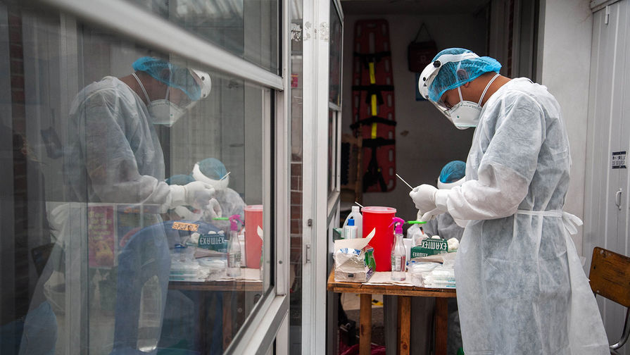 Врач посоветовал переболевшим коронавирусом делать дыхательные упражнения