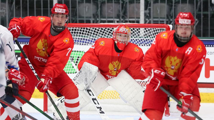 Сборная России сыграет с Белоруссией в четвертьфинале ЮЧМ
