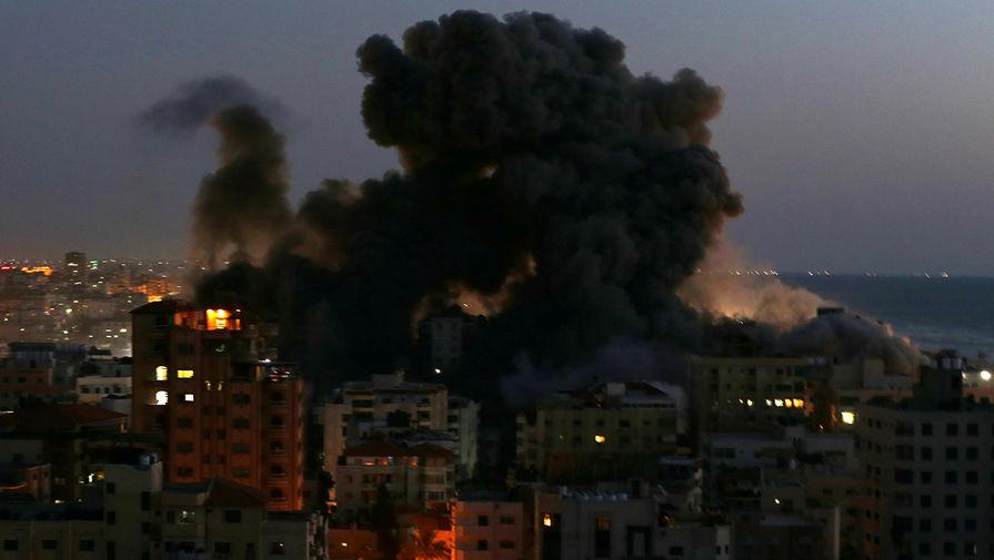 Израиль планирует расширять военную операцию в секторе Газа
