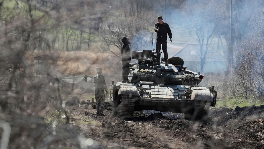 На Украине отвергли обвинения в подготовке к наступлению в Донбассе