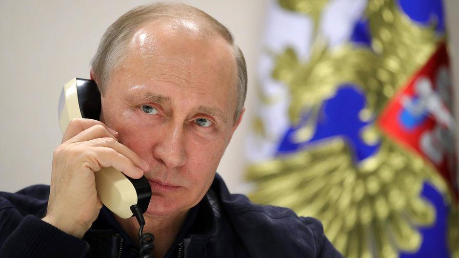 Путин и Пашинян констатировали стабилизацию обстановки в Нагорном Карабахе