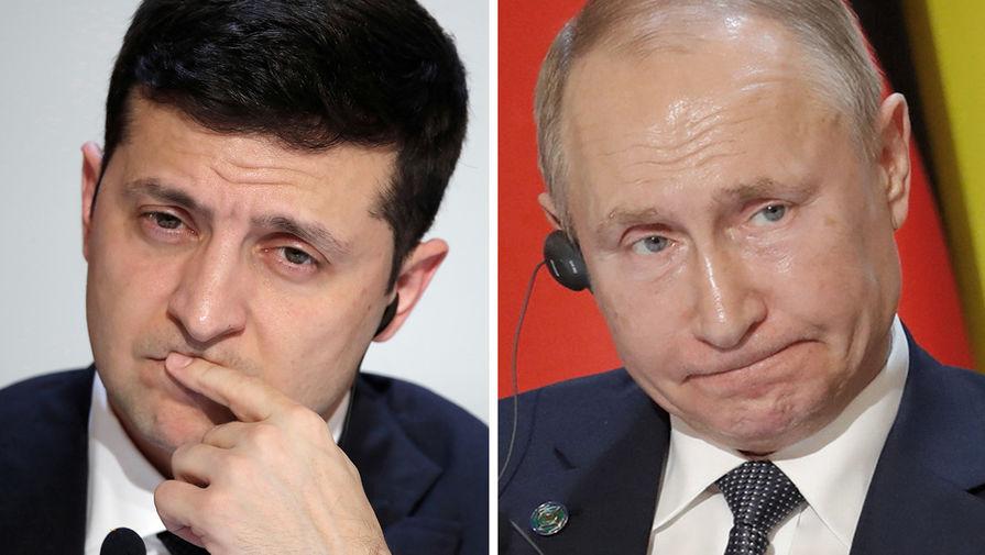 Зеленский рассказал о подготовке к встрече с Путиным