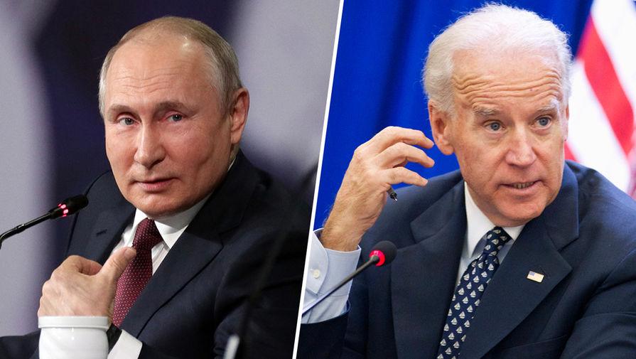 Байден назвал Путина автократом