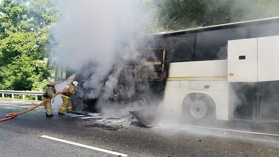 Стало известно о состоянии детей, пострадавших в ДТП с автобусами на Кубани