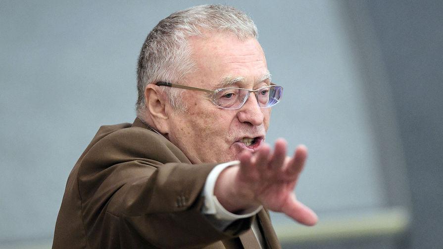 Жириновский пригрозил депутатам партии 'билетом в один конец'