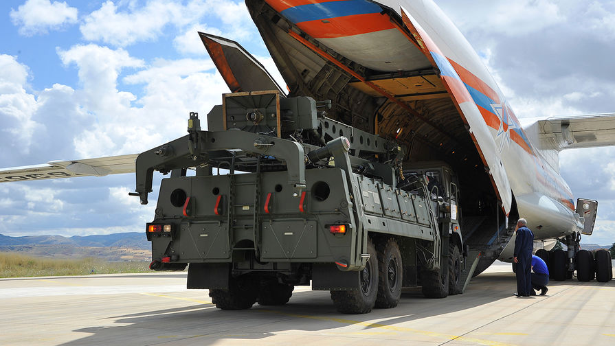 В Турции сочли недопустимыми призывы не использовать купленные у России ЗРК С-400