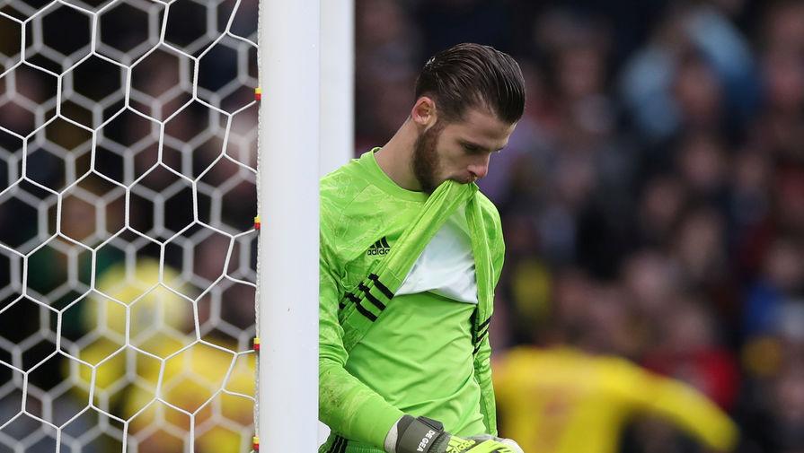 Голкипер 'Манчестер Юнайтед' может продолжить карьеру в 'Роме'