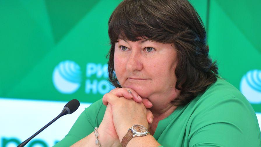 Вяльбе рассказала о взаимоотношениях с Губерниевым