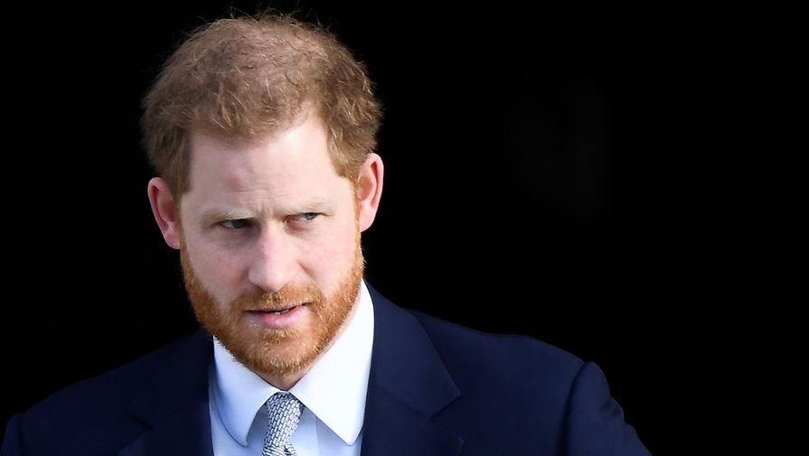 СМИ узнало о разговоре принца Гарри с отцом и братом после резонансного интервью