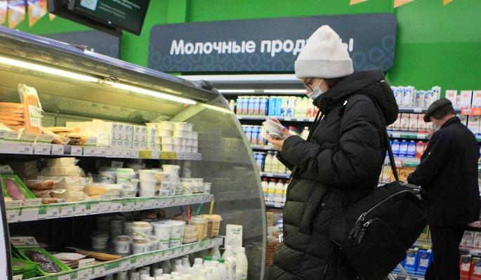 В России продлили заморозку цен на продукты