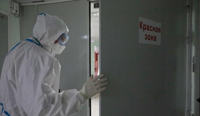 Число заразившихся коронавирусом россиян за сутки выросло на 8,8 тысячи