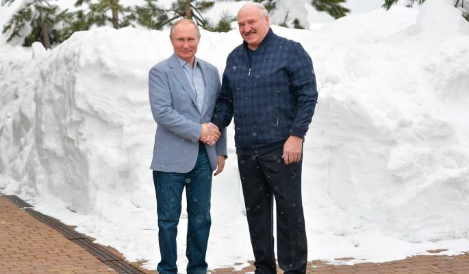 Минск: Путин и Лукашенко обсудили внешние угрозы со стороны Польши и США